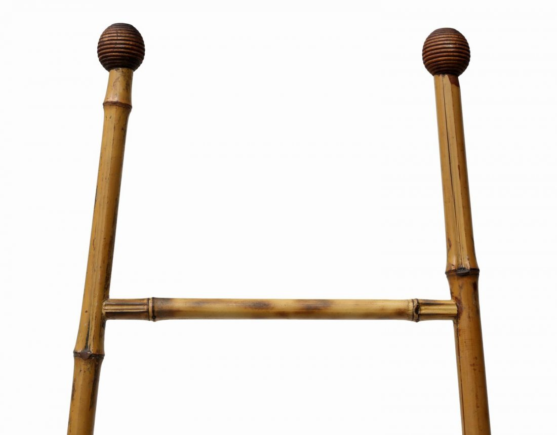 (2) VICTORIAN BAMBOO EASELS - 3