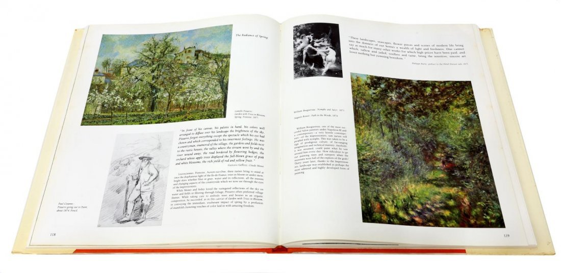 (LOT) DECORATIVE COFFEE TABLE ART BOOKS, 20TH C - 4