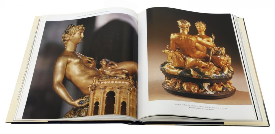 (LOT) RENAISSANCE ART RELATED COFFEE TABLE BOOKS - 2