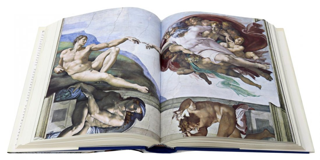 (LOT) RENAISSANCE ART RELATED COFFEE TABLE BOOKS - 3