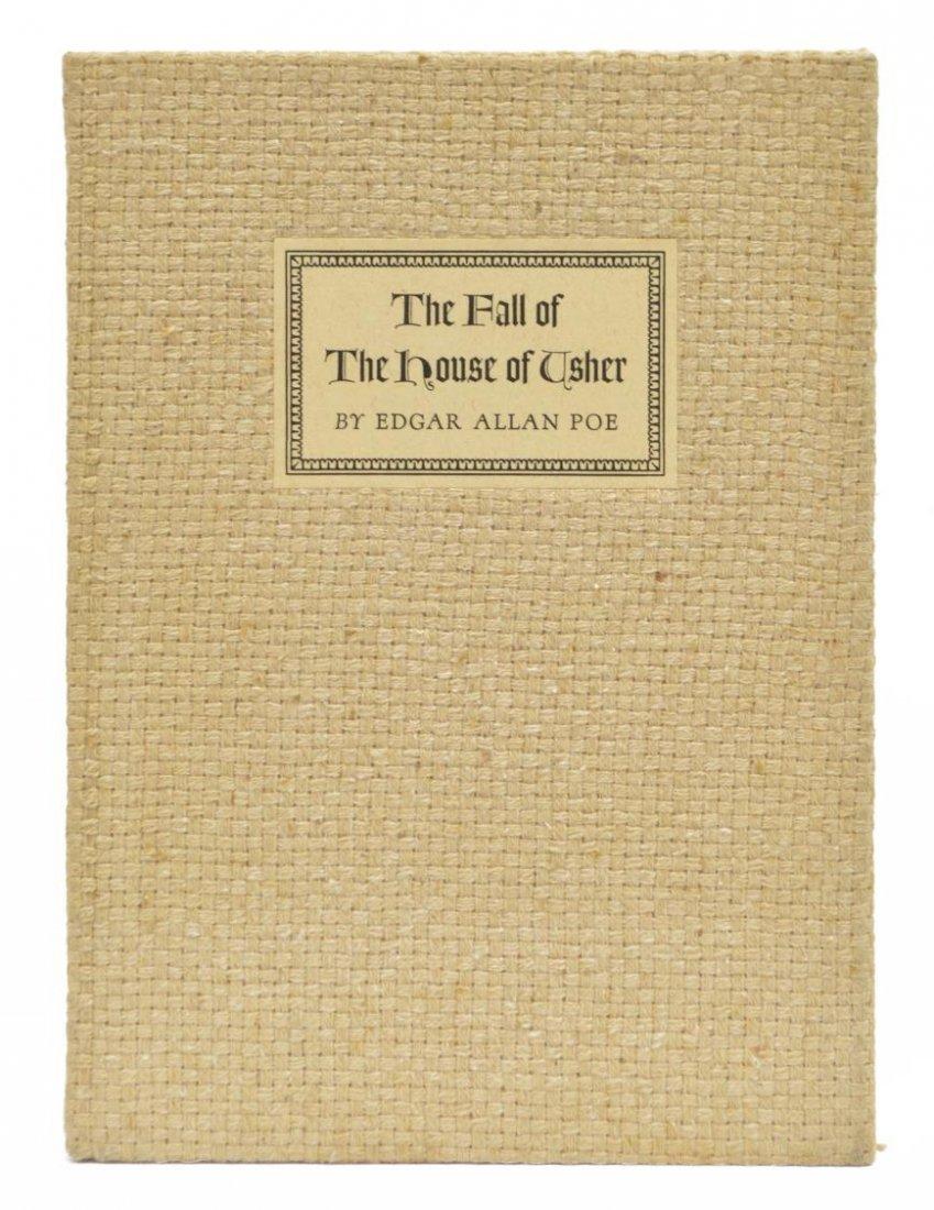 (3) BEN SHAHN & ABNER EPSTEIN ILLUSTRATED BOOKS - 2