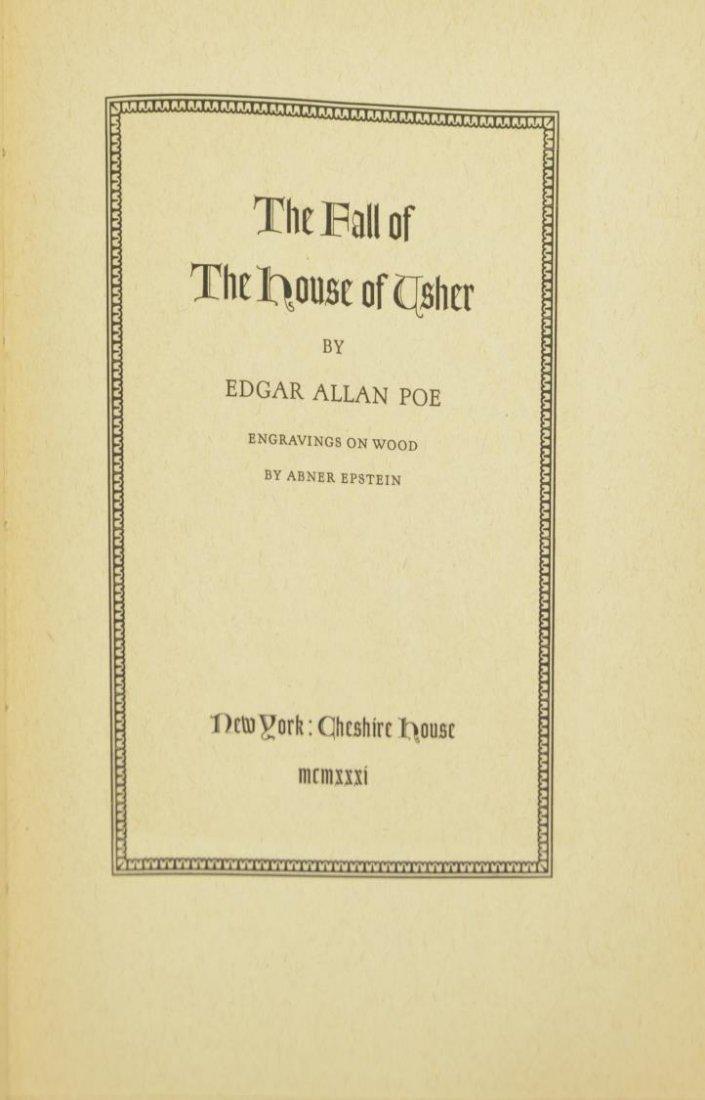 (3) BEN SHAHN & ABNER EPSTEIN ILLUSTRATED BOOKS - 3