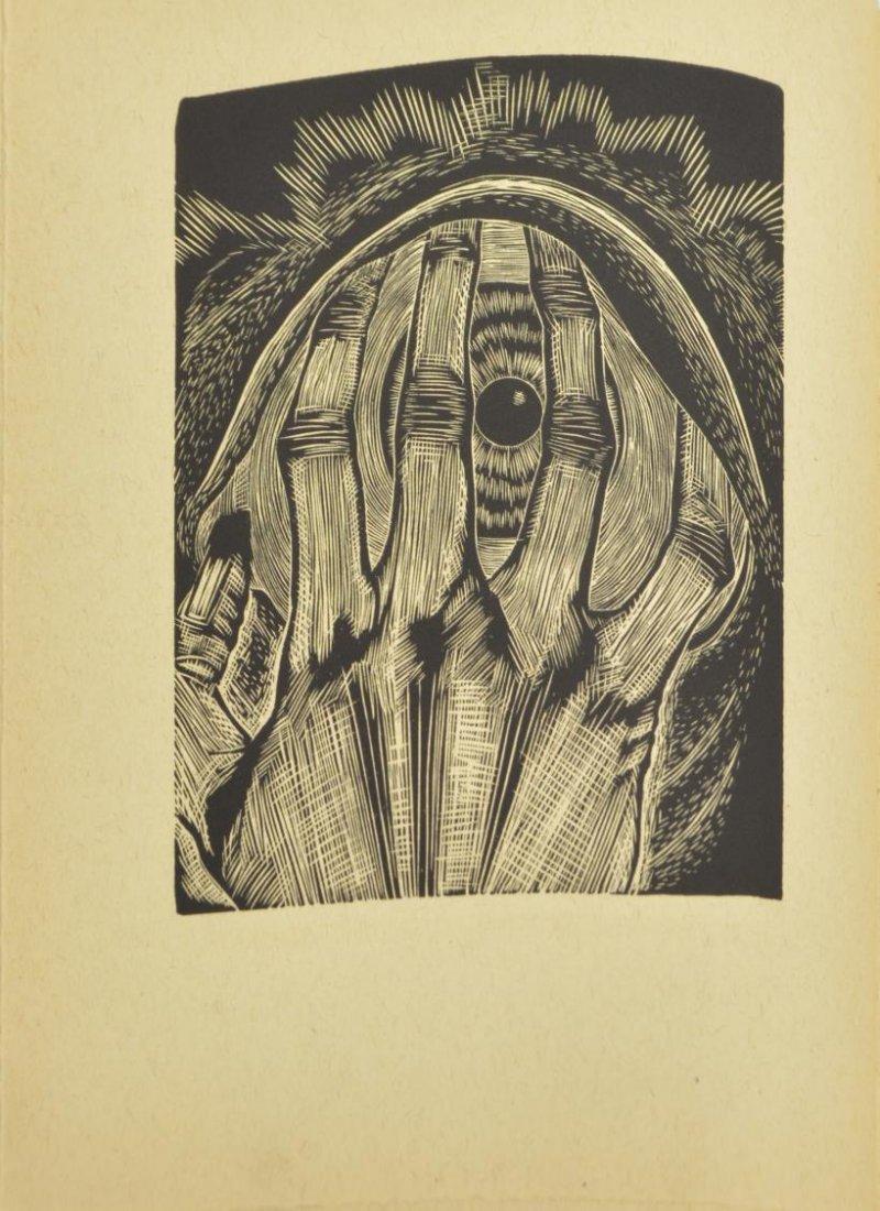 (3) BEN SHAHN & ABNER EPSTEIN ILLUSTRATED BOOKS - 4