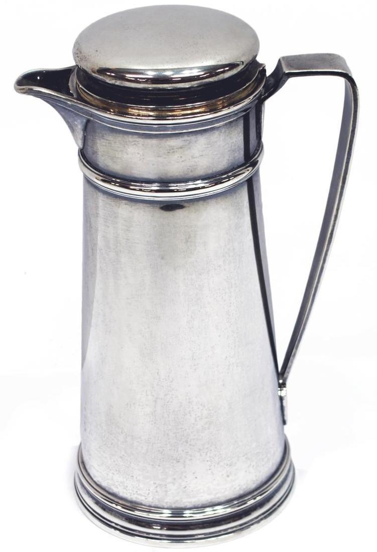 TIFFANY & COMPANY STERLING SILVER COFFEE POT