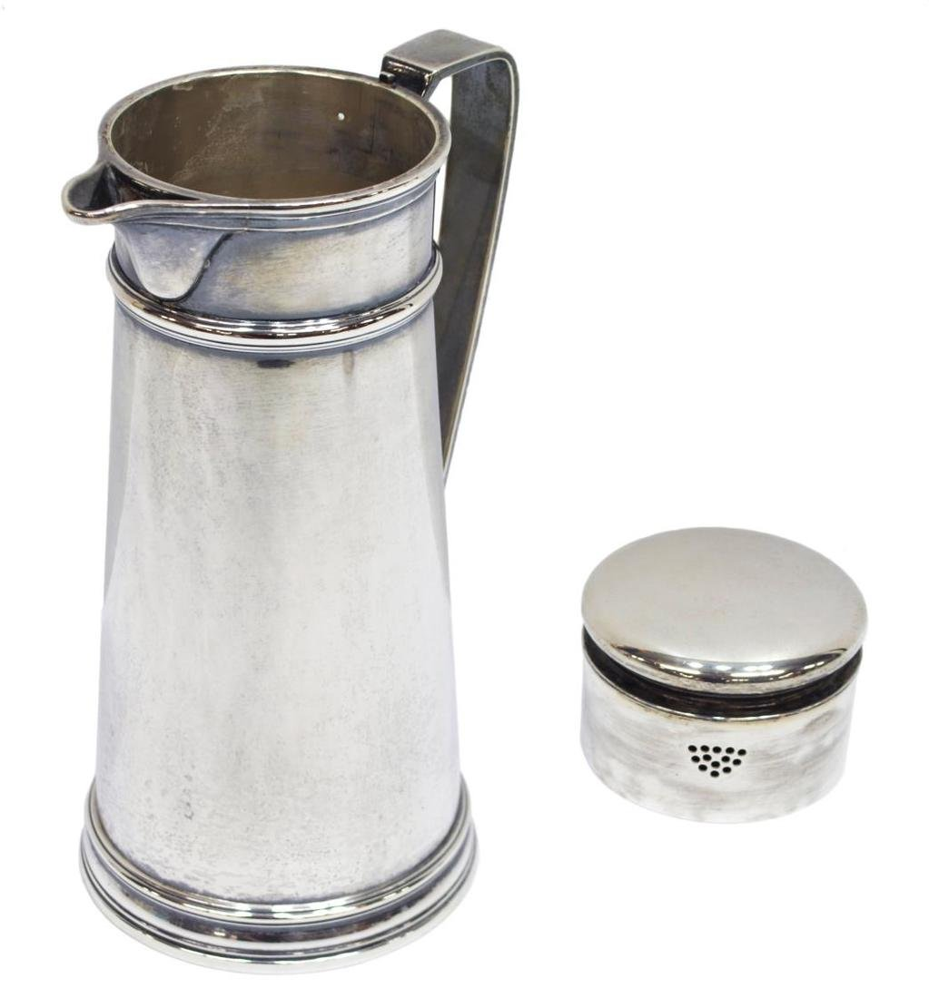 TIFFANY & COMPANY STERLING SILVER COFFEE POT - 2