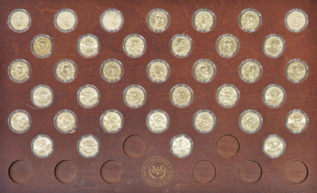 (481)U.S. UNCIRUCLATED PRESIDENTIAL ONE DOLLARS - 3