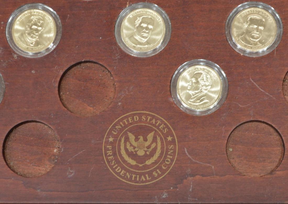 (481)U.S. UNCIRUCLATED PRESIDENTIAL ONE DOLLARS - 4