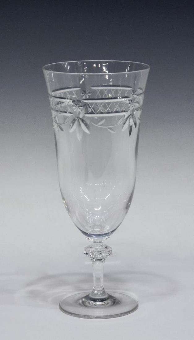(18) ROYAL DOULTON WELLESLEY-CLEAR STEMWARE GROUP - 2