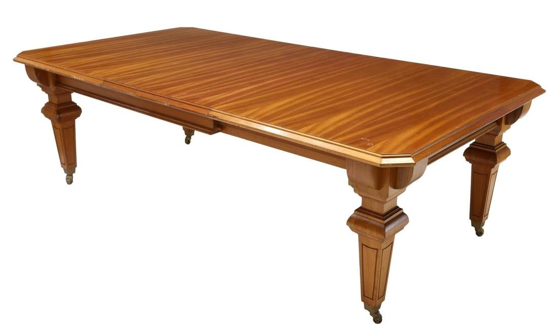 ITALIAN EXTENDING DINING TABLE BY FRATELLI BOFFI