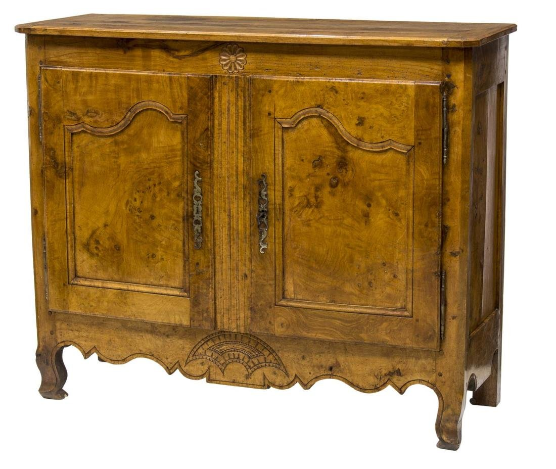 FRENCH LOUIS XV, 18TH C. SIDEBOARD