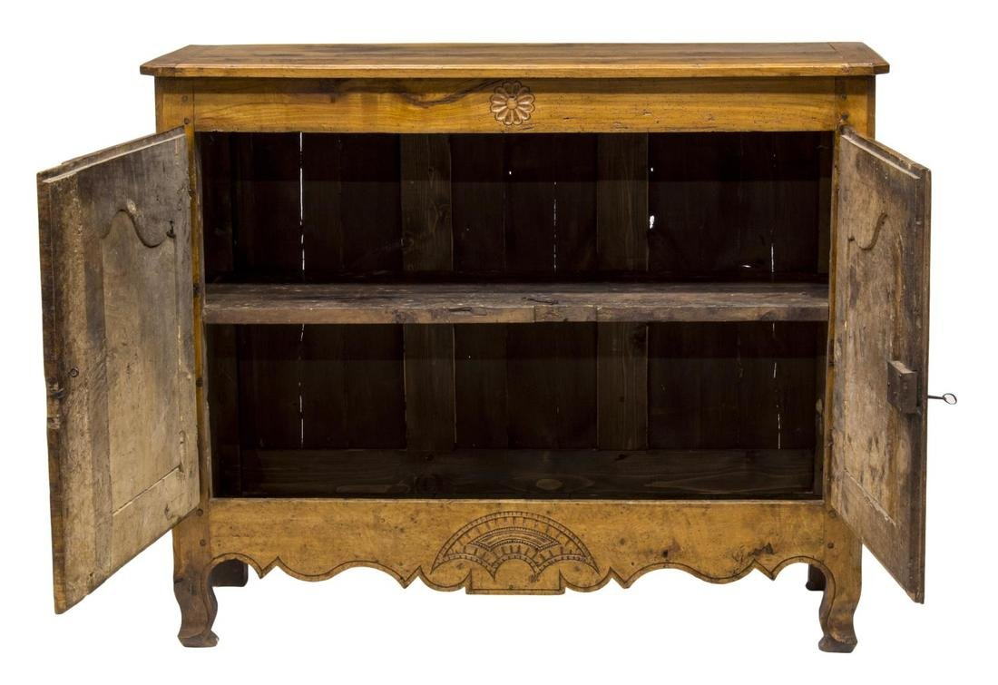 FRENCH LOUIS XV, 18TH C. SIDEBOARD - 2