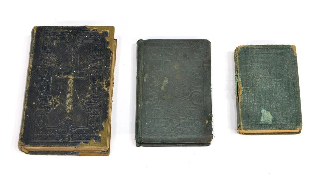 (8) COLLECTION OF MINIATURE DEVOTIONAL BOOKS - 2
