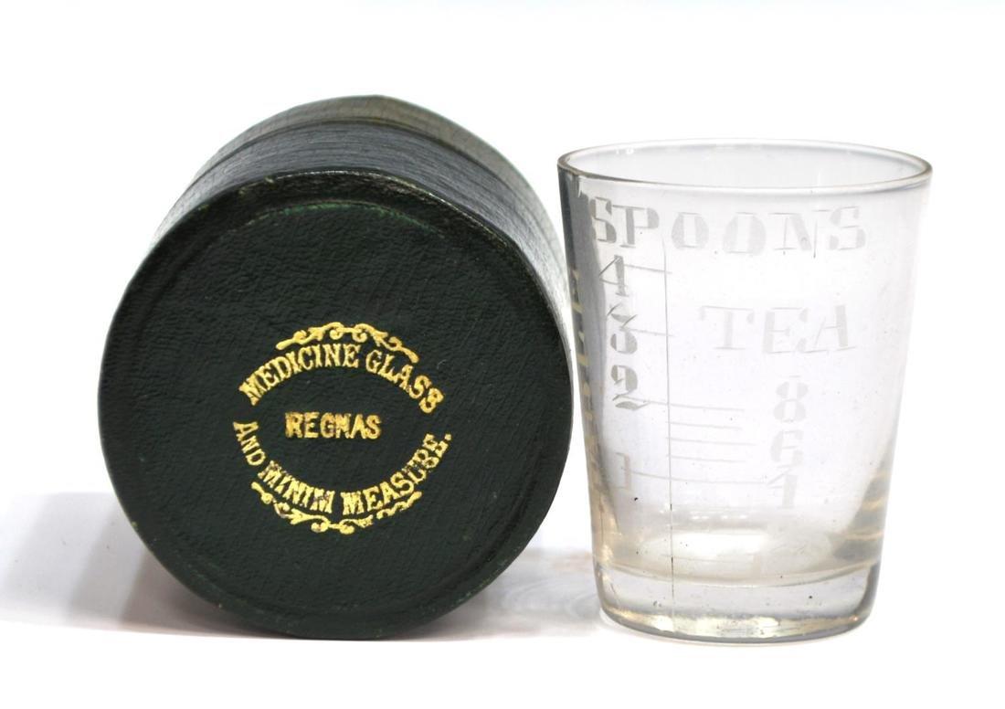 (5) TRAVELING DRINKWARE, STERLING FLASKS, GLASSES - 2