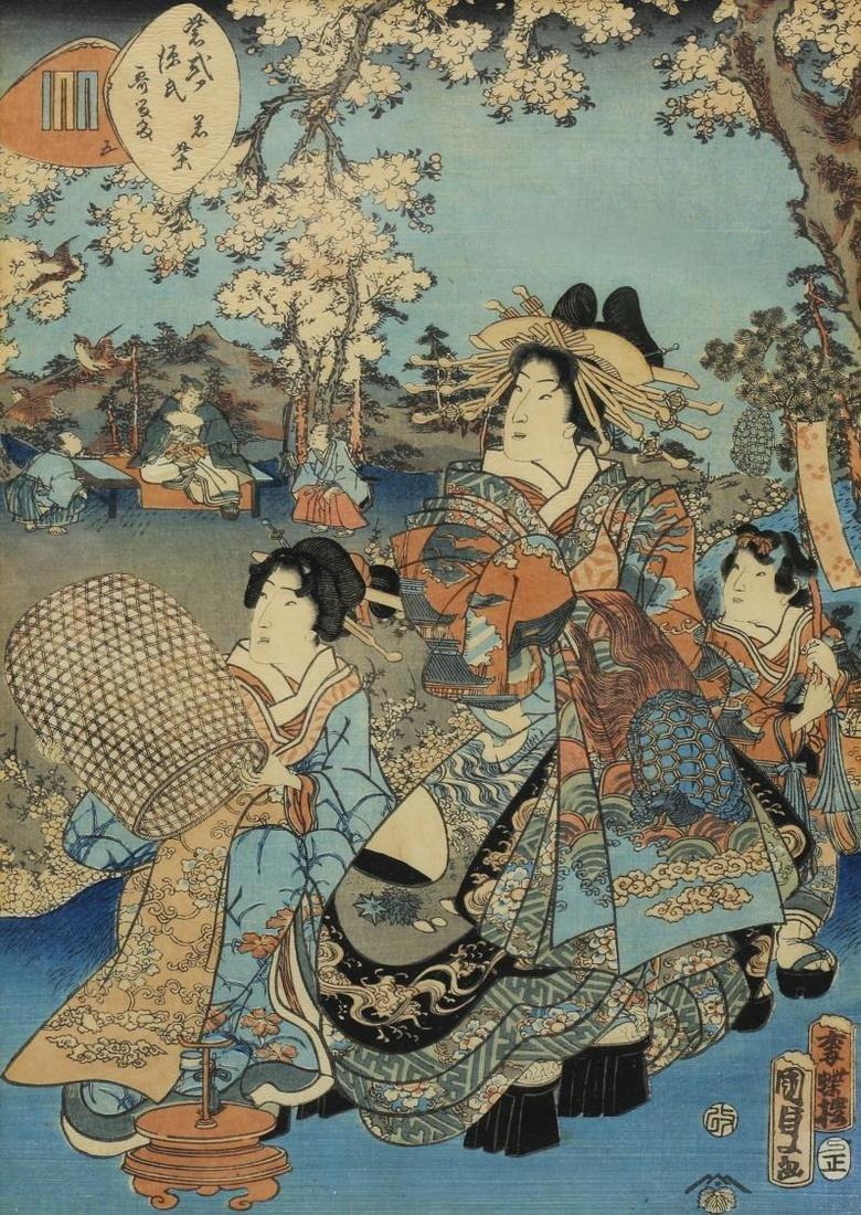 AFTER UTAGAWA KUNISADA II (JAPANESE 1823-1880)