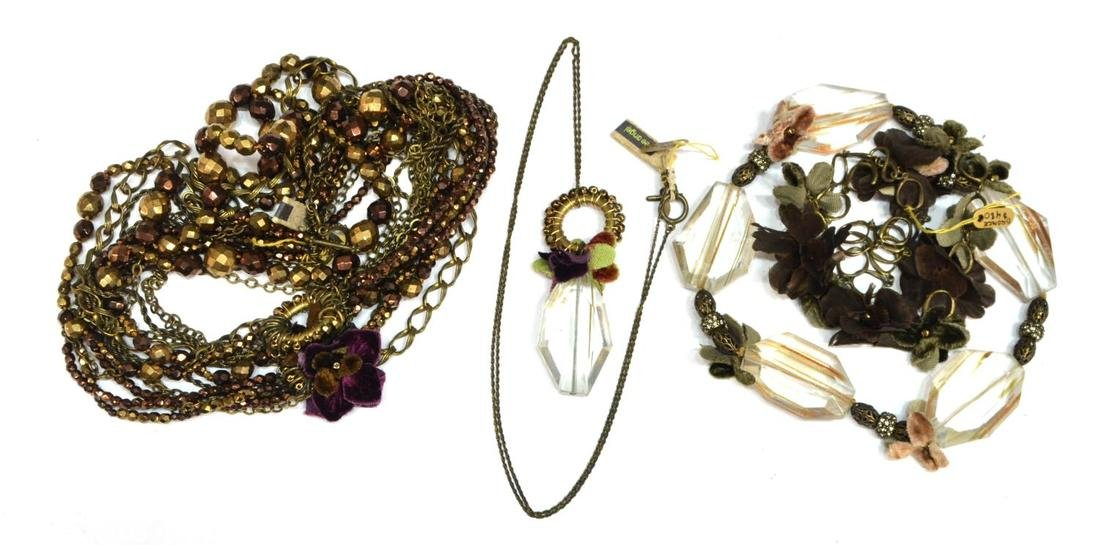 (LOT) LARGE COLLECTION ESTATE JEWELRY, PARTS - 5
