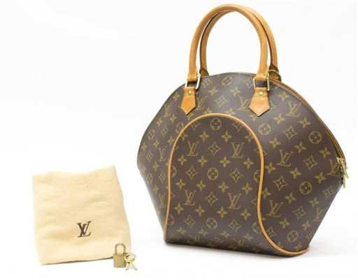 LOUIS VUITTON  ELLIPSE GM  MONOGRAM CANVAS BAG d0057a0f1b1b6