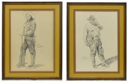 (4) JACK WHITE (TEXAS, B. 1933), THE RANGERS