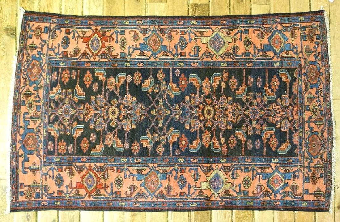 "Asian rug approx. 6'6"" x 2'1""."