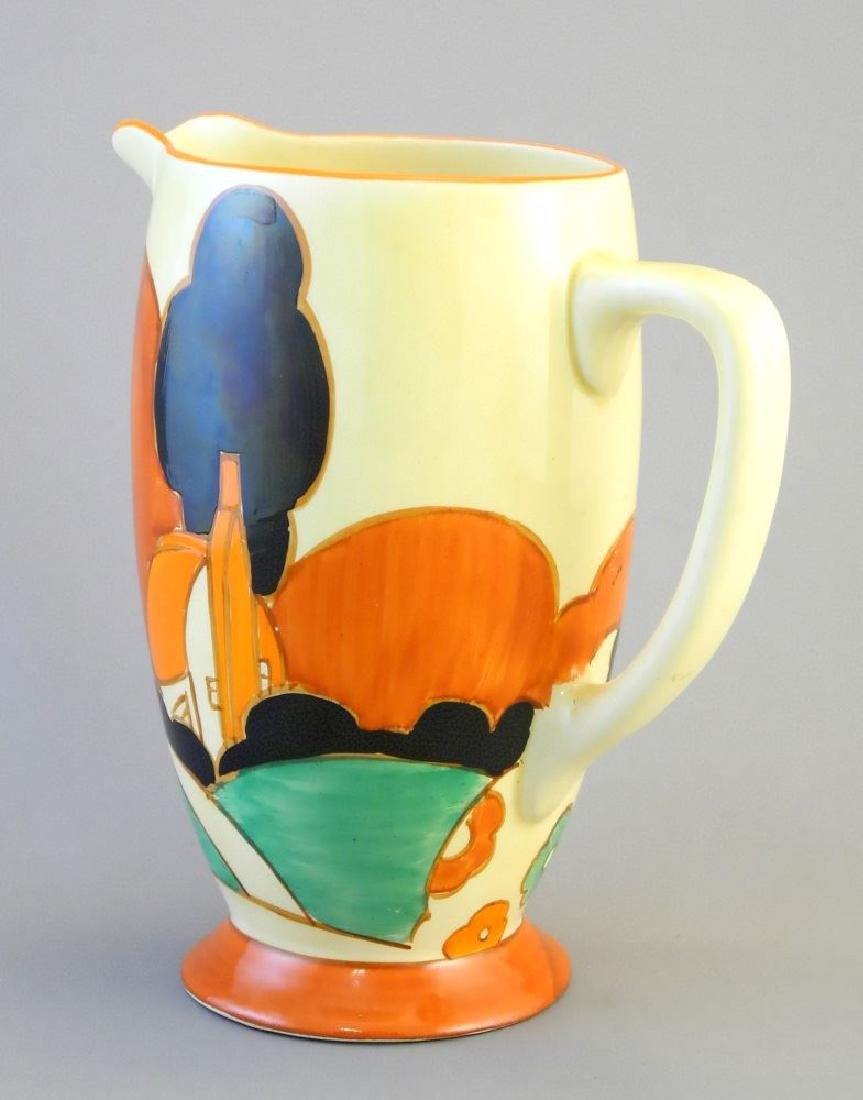 Bizarre by Clarice Cliff Newport Pottery art pottery