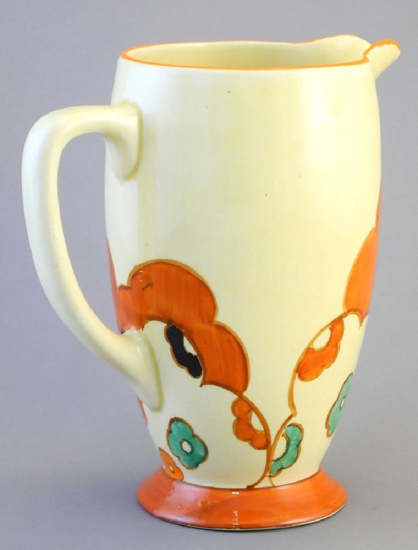 Bizarre by Clarice Cliff Newport Pottery art pottery - 3
