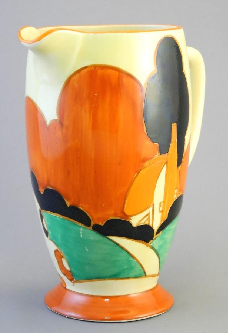 Bizarre by Clarice Cliff Newport Pottery art pottery - 6
