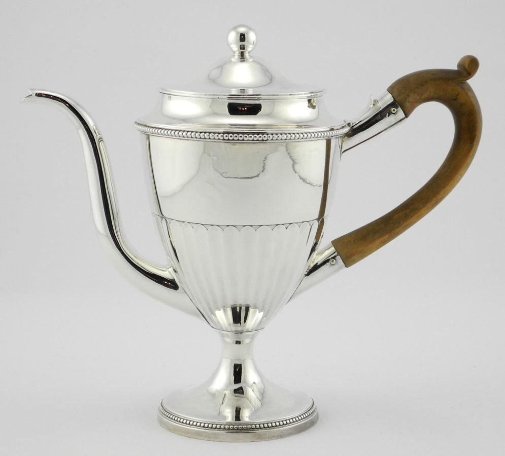 George III Silver Argyle, London - 1785, maker John