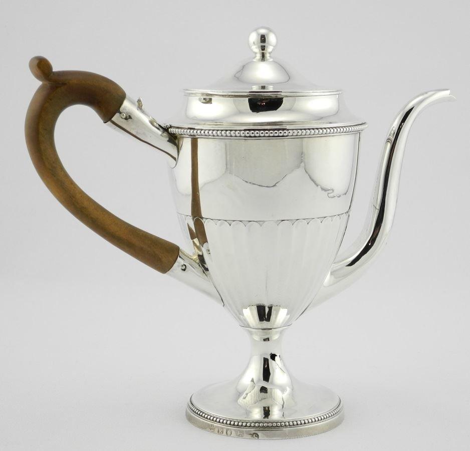 George III Silver Argyle, London - 1785, maker John - 2