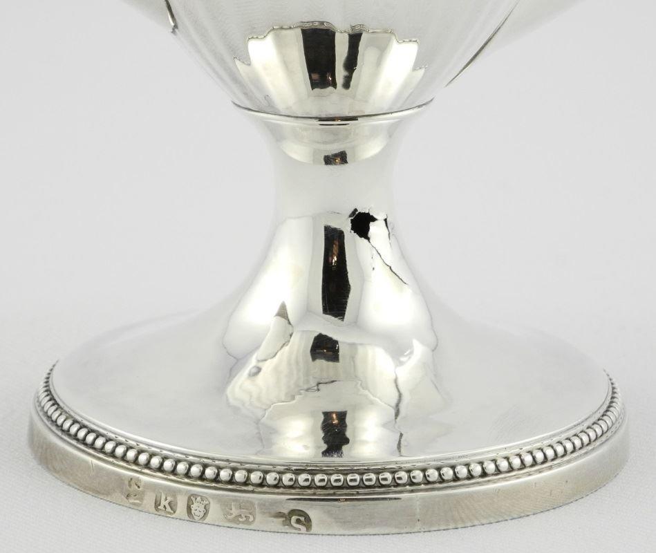 George III Silver Argyle, London - 1785, maker John - 5