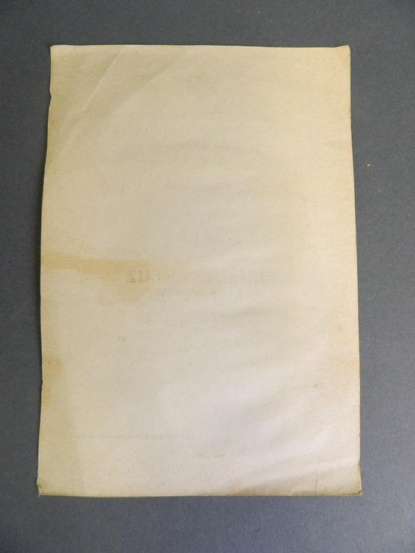 An original Iron Cross commendation for 'V. Meyer, - 2