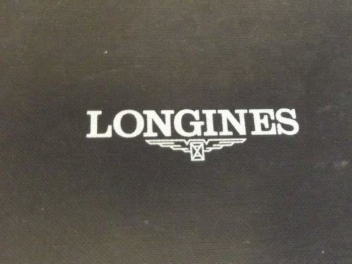 A Longines Legend Diver Watch collector's box with - 2