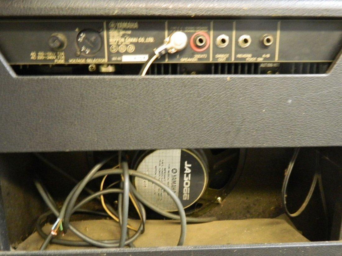 A vintage Yamaha G50-112 electric guitar amplifier, - 2