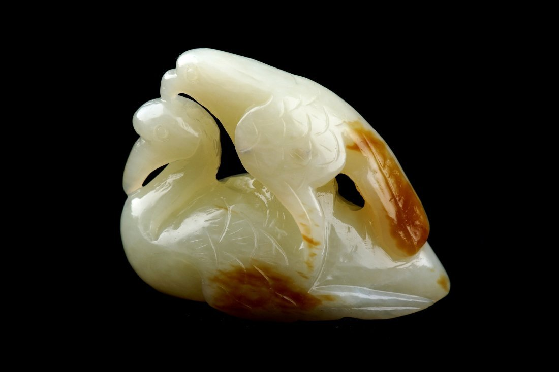 CHINESE NEPHRITE SEED MATERIAL