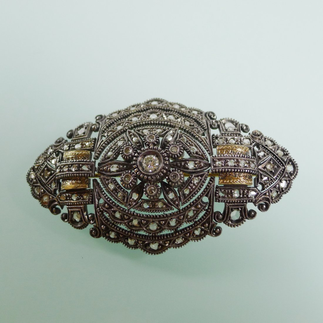 THE PORTUGAL BROOCH