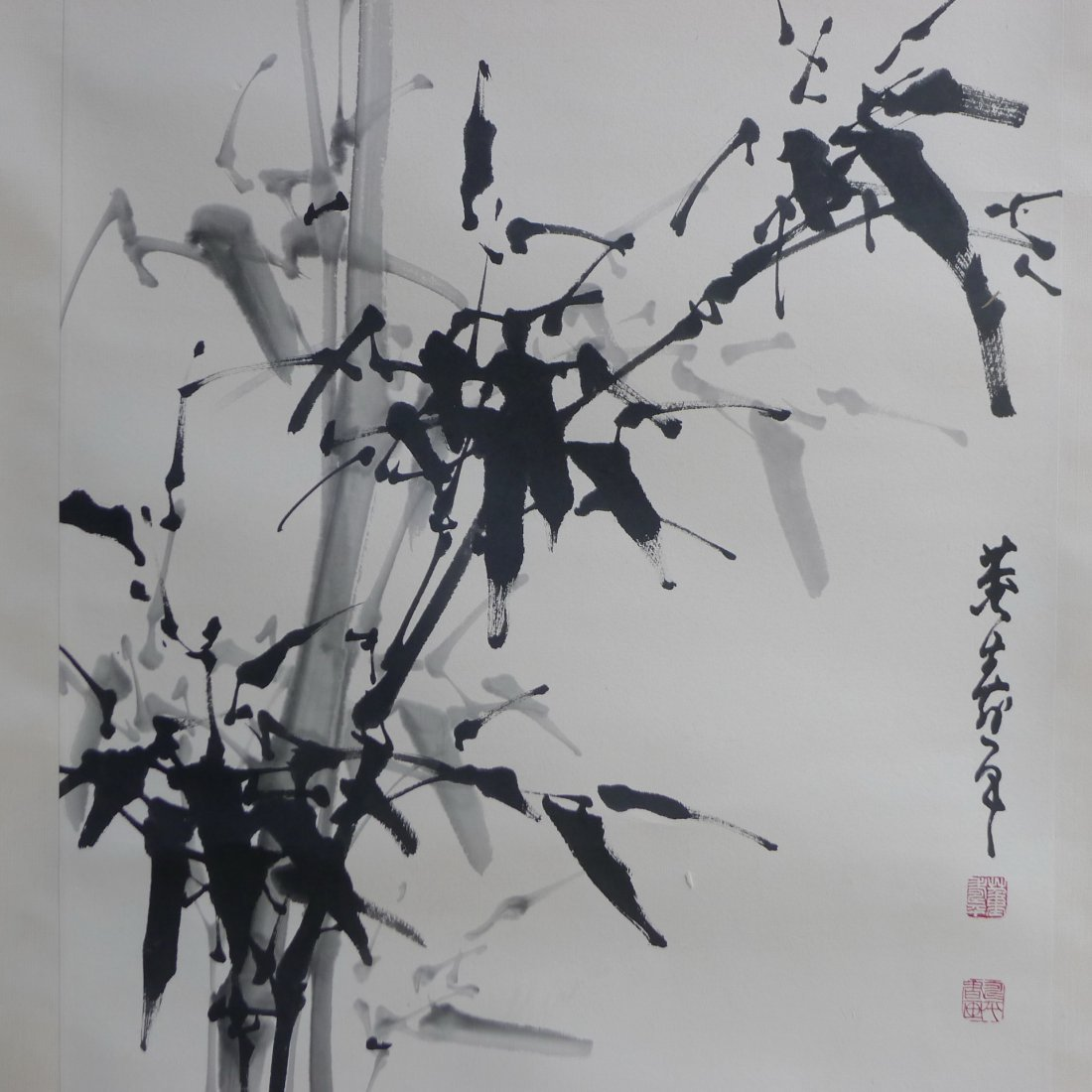 CHINESE PAINTING BY DONG SHOUPING