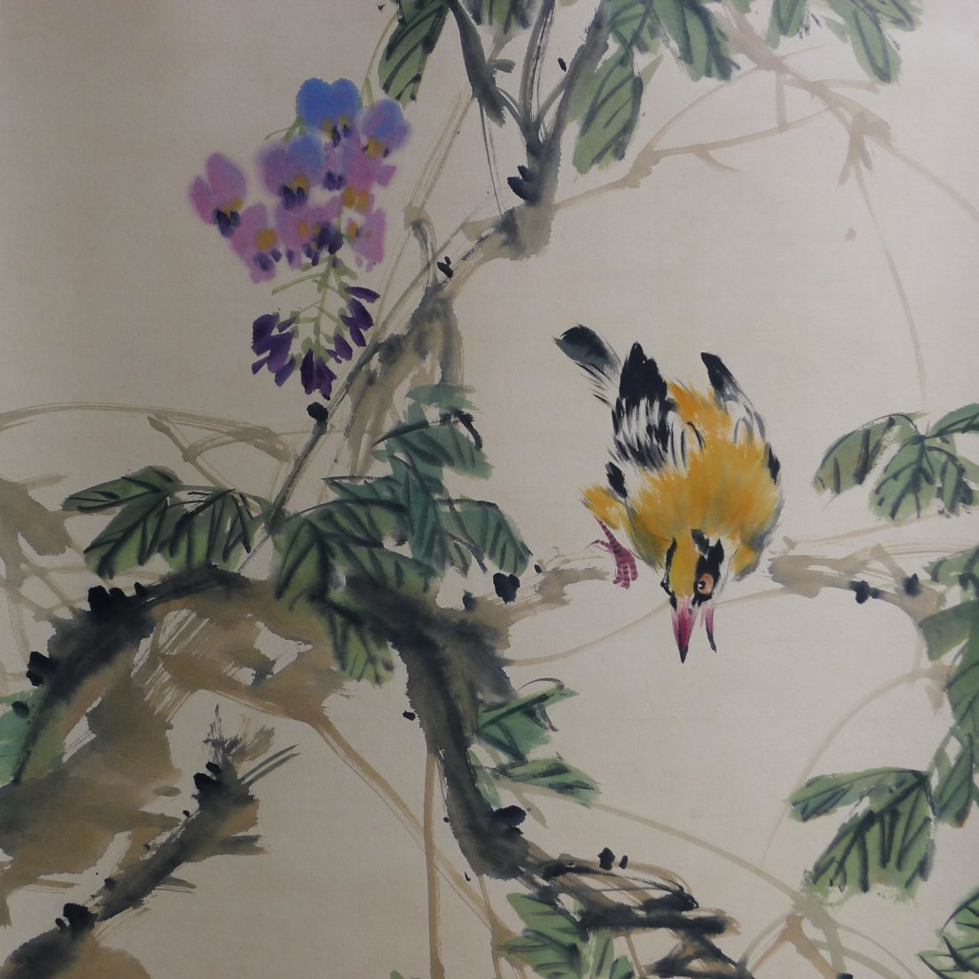 CHINESE PAINTING BY WANG XIETAO