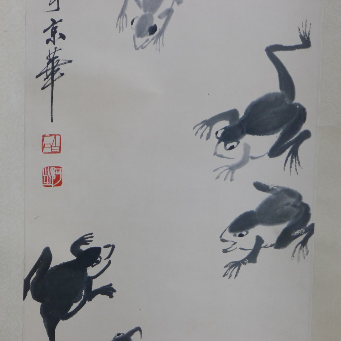 CHINESE PAINTING BY QI BAISHI