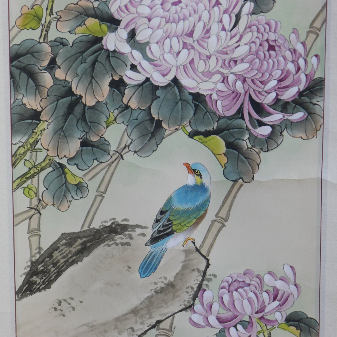 CHINESE PAINTING BY QIN XIA