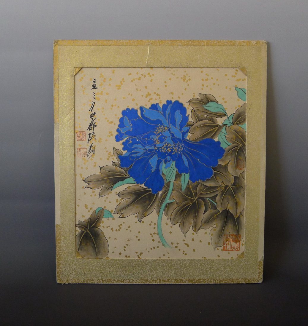 CHINESE PAINTING SIGNED BY ZHANG DAQIAN