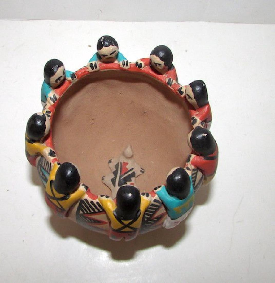 Jemez Pueblo Friendship Pot - 2