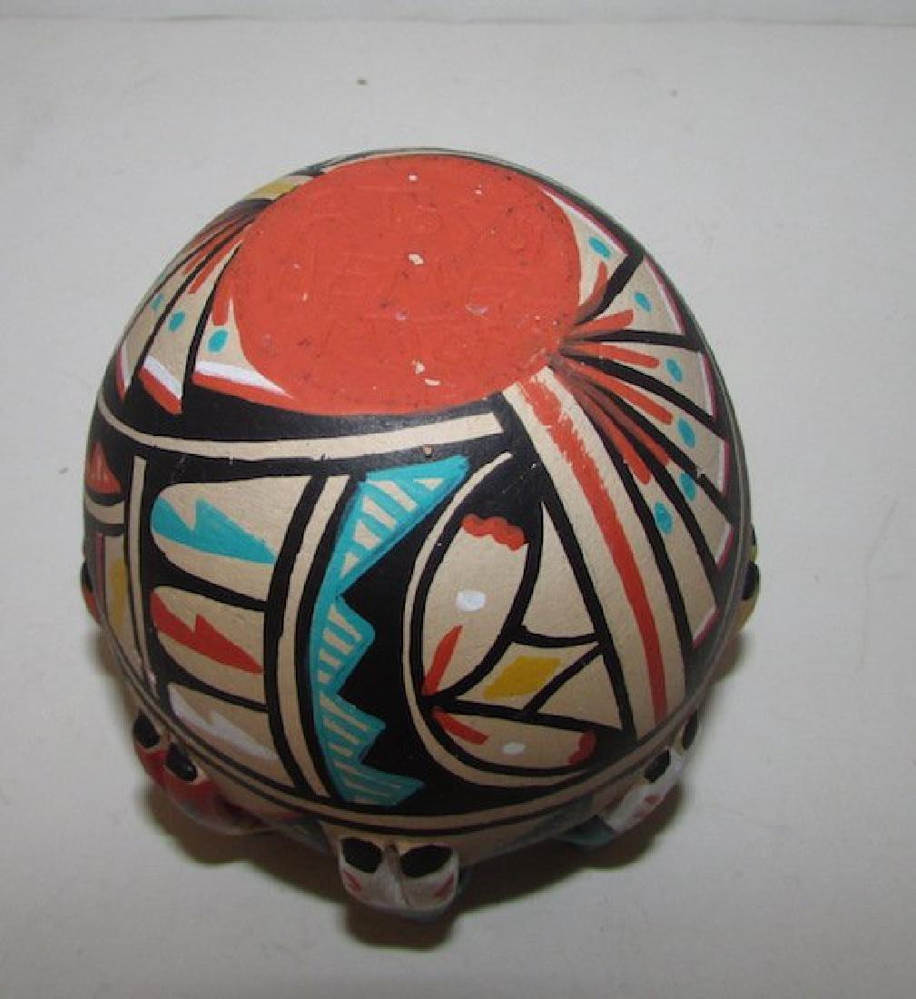 Jemez Pueblo Friendship Pot - 3