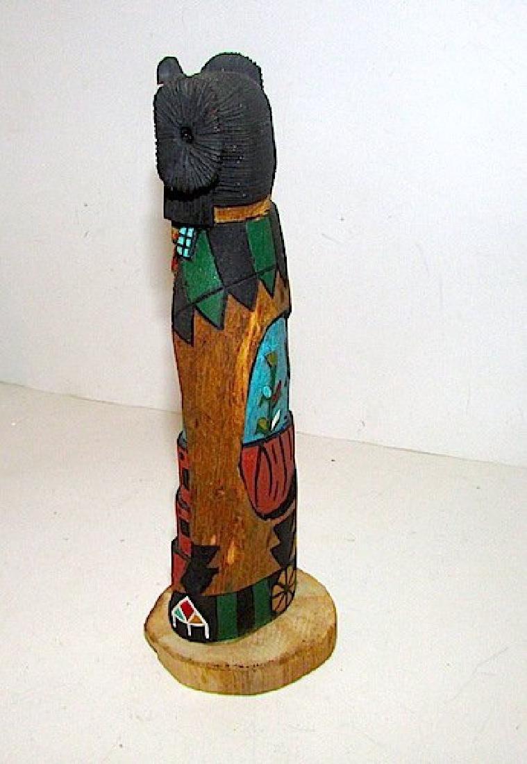 Vintage Hopi Kachina - 2