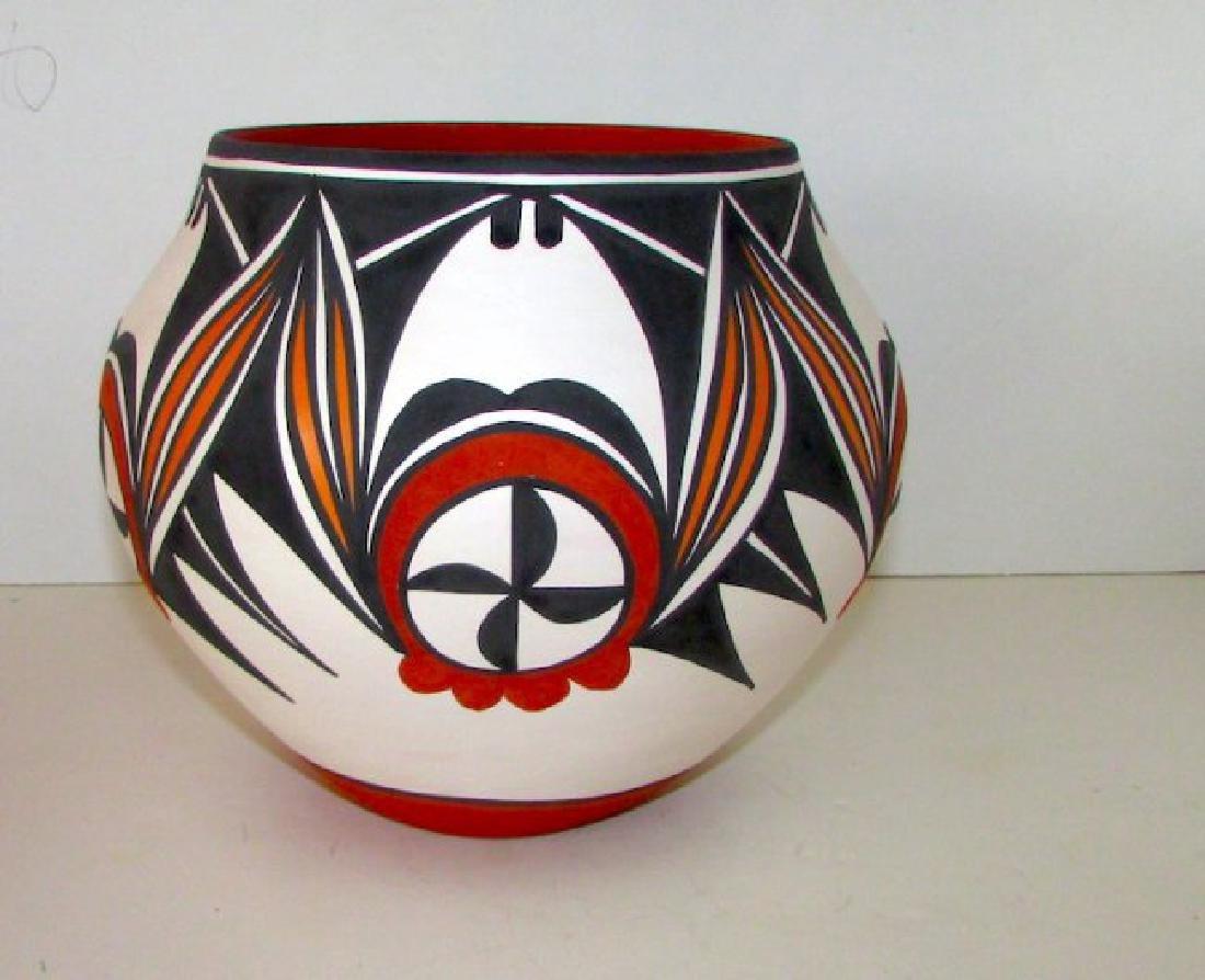 Vintage Acoma Pueblo Collecor Pottery