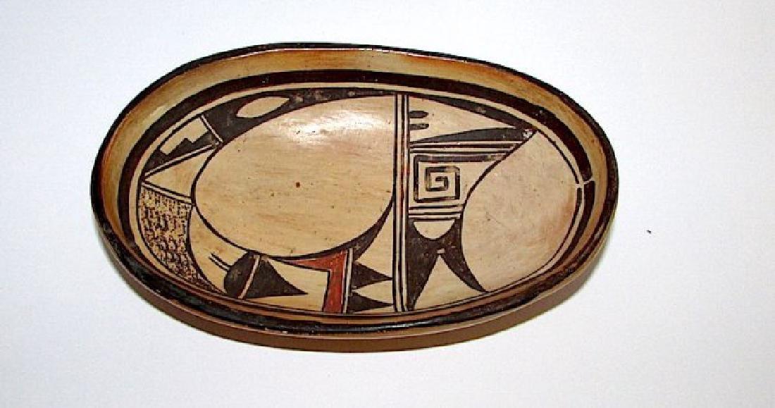 Vintage Native American Pueblo Pottery Hopi