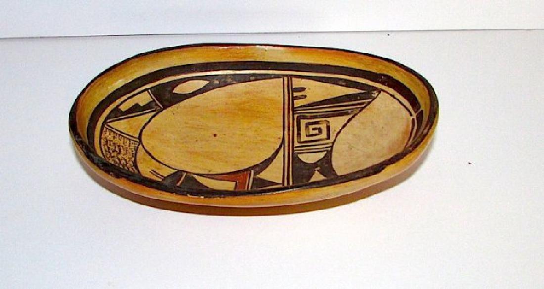 Vintage Native American Pueblo Pottery Hopi - 2