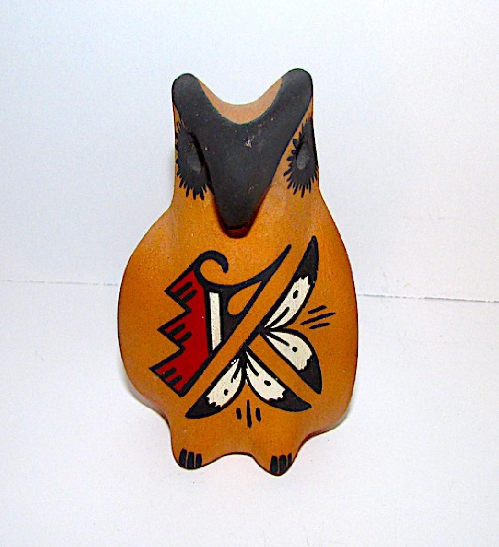 Jemez Pueblo Owl Effigy