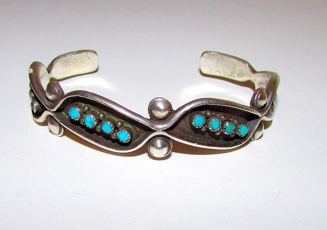 Old Pawn Zuni Bracelet