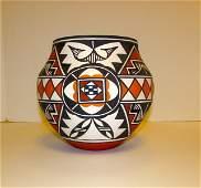 Native American Acoma Collector Fine Pottery