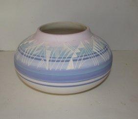 Vintage Navajo Large Pueblo Pottery