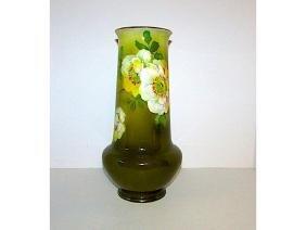 Royal Bonn Hand Painted Porcelain Vase