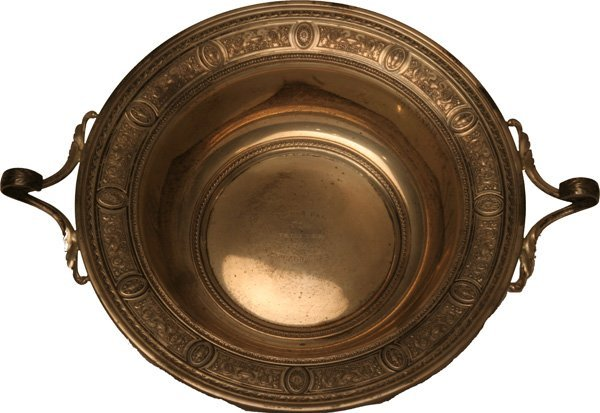132: 1930 Cubs Trophy.